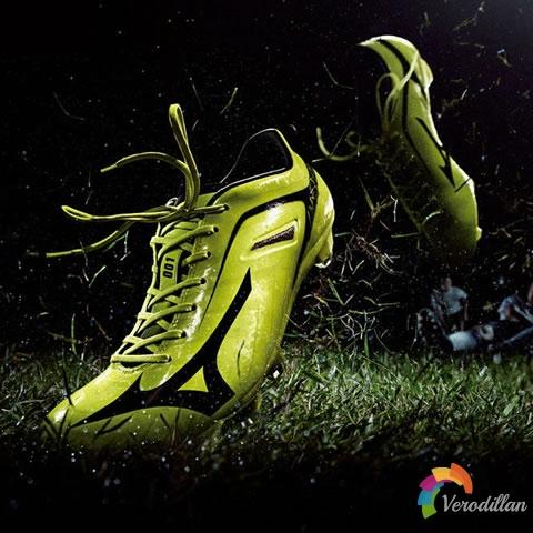 美津浓全新速度型球鞋BASARA发布