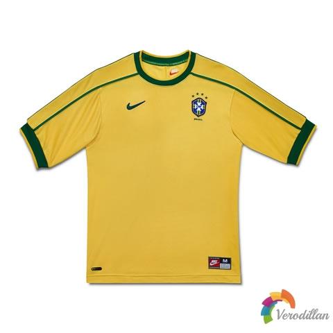 巴西队历届小黄衫(Amarelinha)盘点回顾