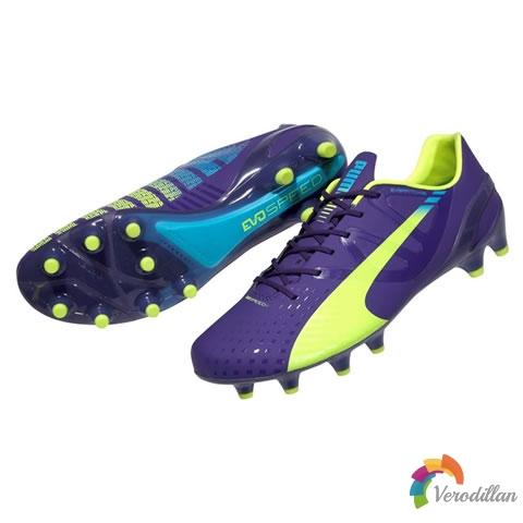 速度型球鞋首选:PUMA evoSPEED 1.3新配色发布