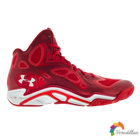 Under Armour ANATOMIX SPAWN,为射手传奇写下新页