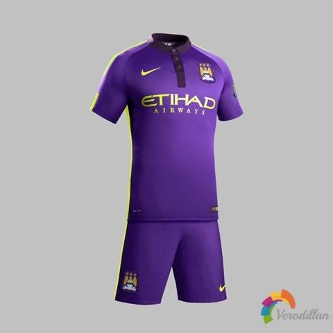 曼彻斯特城2014/15赛季全新杯赛球衣发布