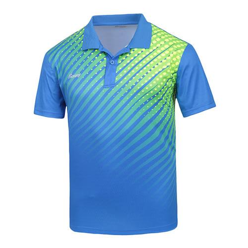 波力1CTM16025男子羽毛球T恤