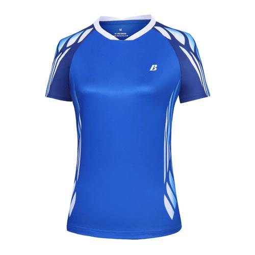 波力1CTL19011女子羽毛球短袖
