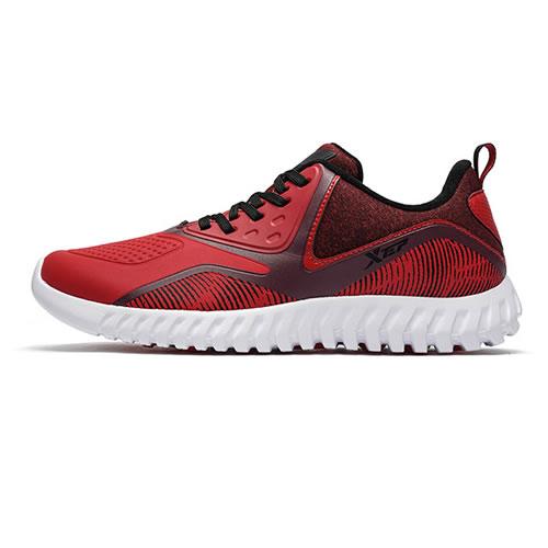 特步982419110210男子跑步鞋
