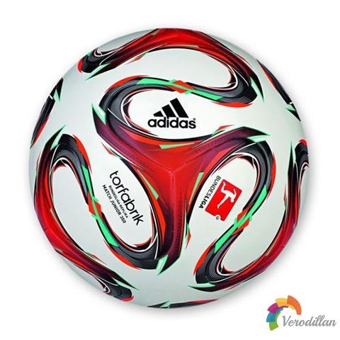 德甲联赛2014/15赛季官方比赛用球发布