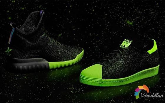 梦幻星空:adidas Originals Glow in The Dark系列