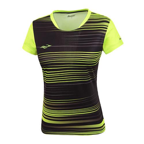 波力1CTL16011女子羽毛球短袖