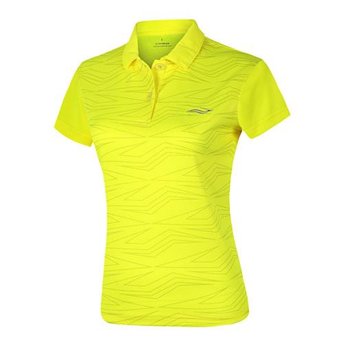 波力1CTL18058女子羽毛球T恤
