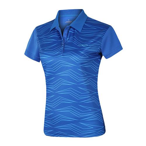 波力1CTL18057女子羽毛球T恤