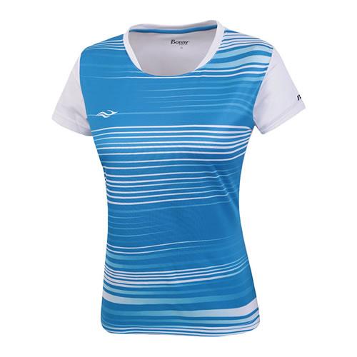 波力1CTL16010女子羽毛球短袖