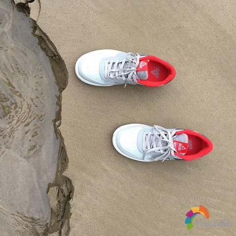 匹克DB520107板鞋试用测评图2