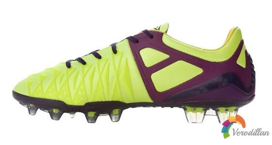 Umbro全新UX-1黄紫配色足球鞋发布
