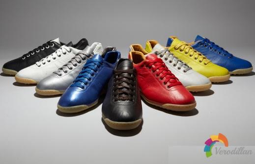 [设计简评]Pantofola dOro Lazzarini Ambra足球训练鞋