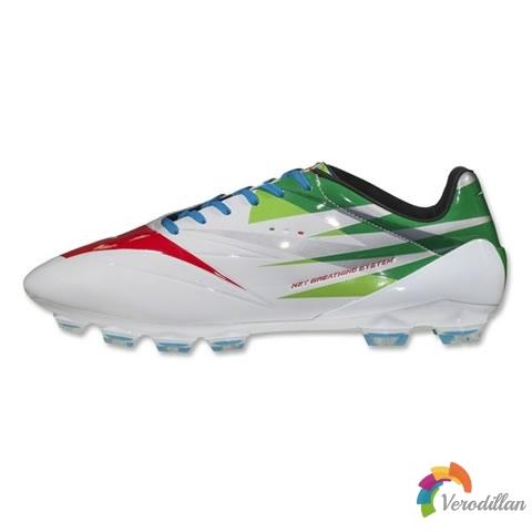 迪亚多纳DD-NA 2意大利配色足球鞋发布