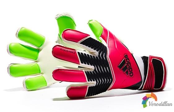 卡西利亚斯专属Predator Zones Pro门将手套发布