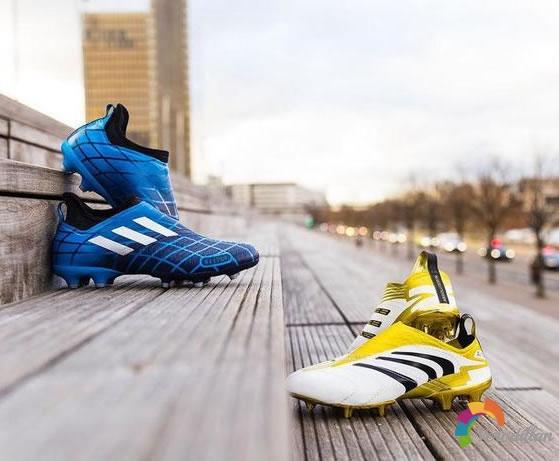 阿迪达斯为Glitch 19两款全新外靴