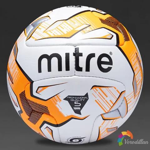 Mitre Delta V12S比赛用球发布