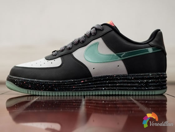 NIKE LUNAR FORCE 1 YEAR OF THE HORSE,马到成功新年限定款