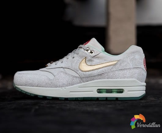 NIKE WMNS AIR MAX 1 YEAR OF THE HORSE,中国味十足
