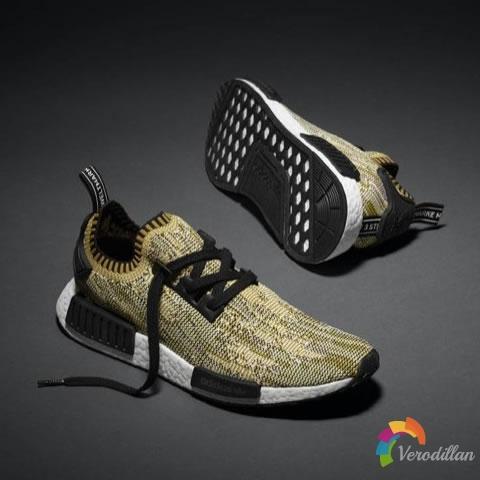 adidas Originals NMD Primeknit金黄配色发售前瞻