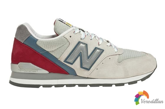 NEW BALANCE MADE IN USA 996/998 NATIONAL PARK系列简评