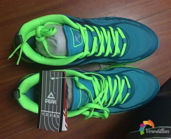 匹克E62117H悦跑四代跑鞋试用测评