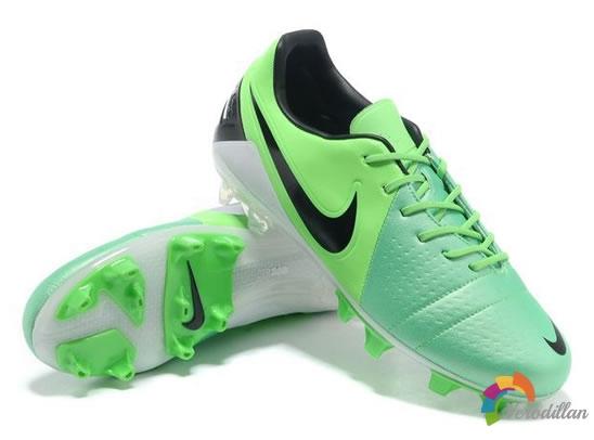 Nike发布CTR360 Maestri III第五款配色薄荷绿