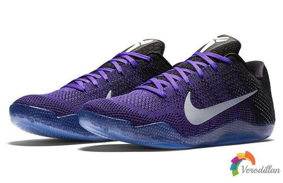致敬黑曼巴:Nike推出Kobe XI特殊配色Eulogy