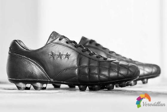 Pantofola dOro Del Duca足球鞋,古典美的奢华战靴图2