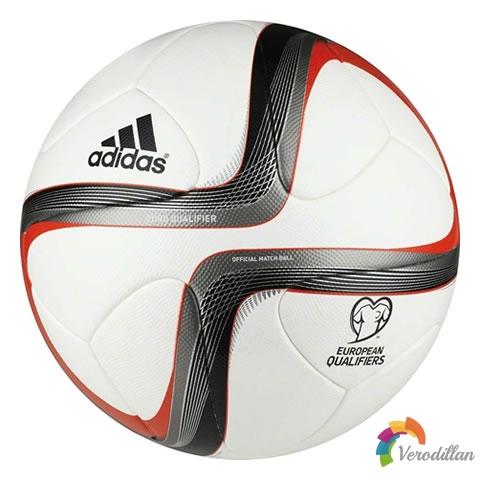 阿迪达斯2016法国欧洲杯预选赛官方比赛用球发布