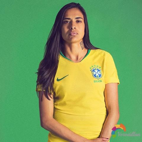 解读耐克巴西国家队2018主场球衣球员版图2