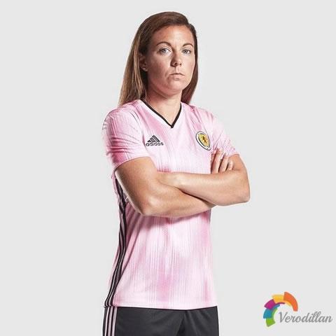 苏格兰女足全新主客场球衣亮相女足世界杯图2