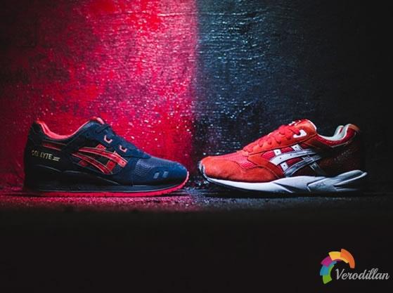 情人成双:ASICS LOVERS & HATERS系列鞋款
