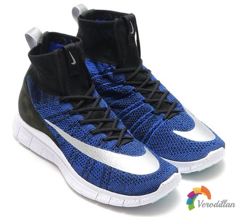 Nike Free Mercurial Superfly推出Racer Blue配色