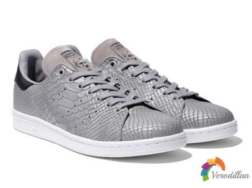 adidas Originals Stan Smith推出蛇纹新色