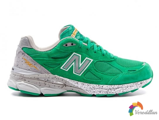 NEW BALANCE 990 ST.PATRICKS DAY圣派翠克节限定款