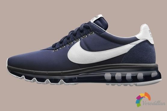 延续经典:Nike Air Max LD Zero H新作发布