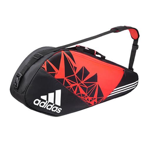 阿迪达斯BG110111羽毛球拍单肩包