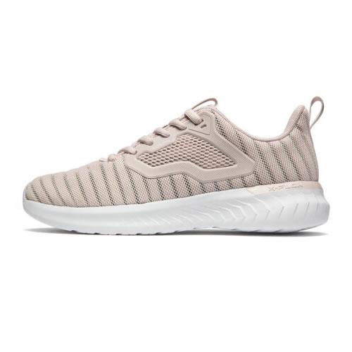 特步881218119529女子跑步鞋
