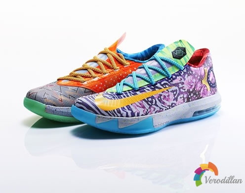 separation shoes 01851 d18b3 KD成长旅程 NIKE KD VI WHAT THE KD鞋款