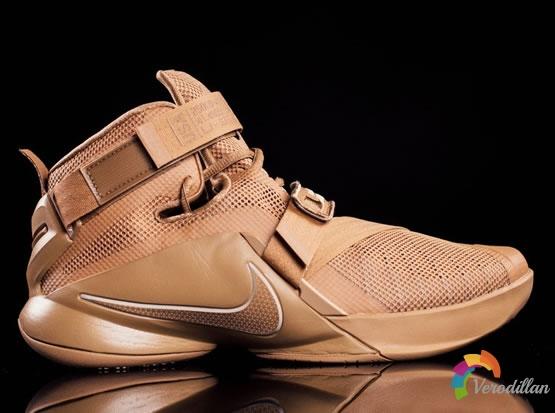 经典之选:Nike LeBron Zoom Soldier 9 Wheat配色发布