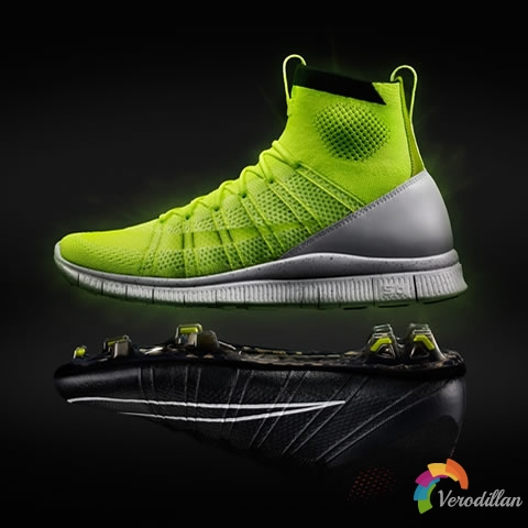 Nike Free Mercurial Superfly by HTM荧光绿配色发布