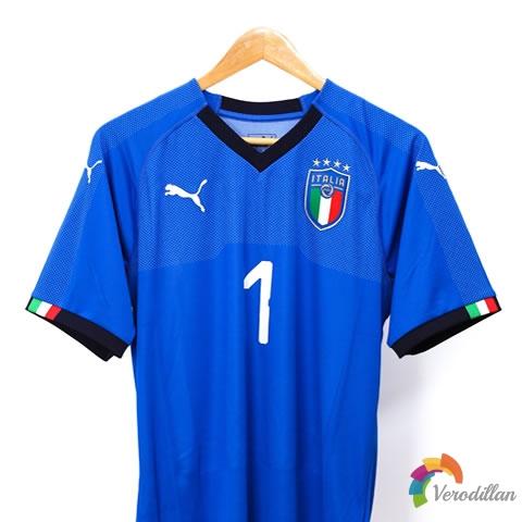 [设计解读]PUMA意大利国家队2018主场球迷版球衣