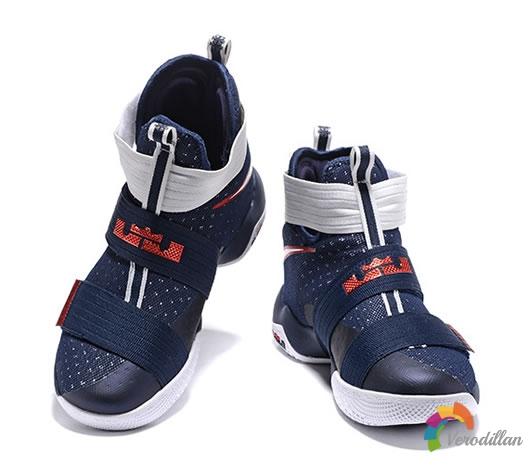 Nike LeBron Soldier 10 USA室外评测