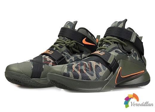 [鞋评专辑]Nike Soldier IX测评专题