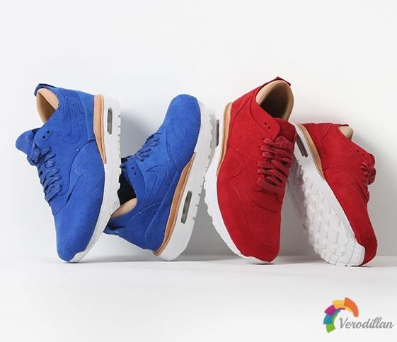 NikeLab推出Air Max 1 Royal全新配色