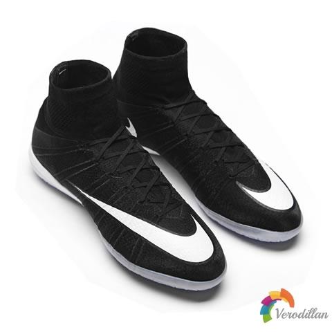 Nike Elastico Superfly IC SE CR7版足球鞋发布