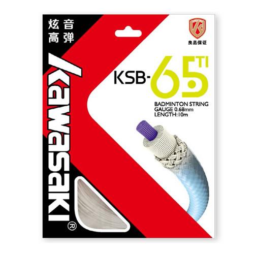川崎KSB-65TI羽毛球拍线