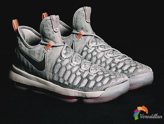 Nike Air Zoom KD9全新PRE-HEAT配色发布
