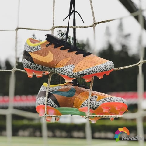 Adrians Customs推出Nike Mercurial Vapor定制款足球鞋